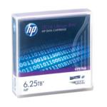 Ленточный носитель информации HPE LTO-6 Ultrium 6.25TB MP RW Data Tape