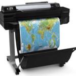 Плоттер HP DesignJet T520