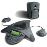 Аудиоконференция Polycom SoundStation VTX 1000 analog (с сабвуфером и микрофонами)