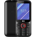 Мобильный телефон BQ 2820 Step black +red