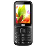 Мобильный телефон BQ 2440 StepL black+red