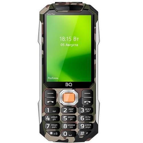 Аналоговый телефон BQ -3586 Tank Max камуфляж (BQ-3586 Tank Max камуфляж)
