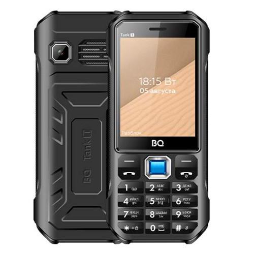Мобильный телефон BQ 2824 Tank T Black (86187829)
