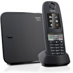 Аналоговый телефон Gigaset E630A Black