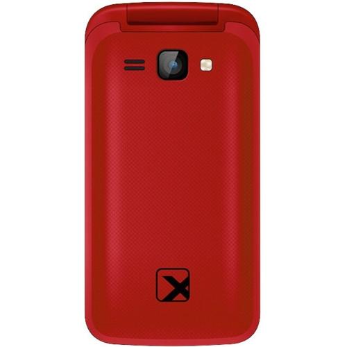 Мобильный телефон TeXet TM-204 гранат (TM-204 гранат)
