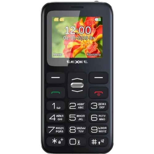Мобильный телефон TeXet TM-B209 Black (TM-B209)