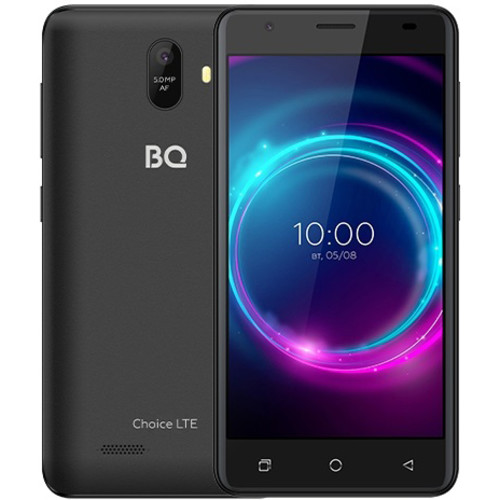 Смартфон BQ 5046L Choice LTE Черный графит (BQ-5046L Choice LTE Черны)