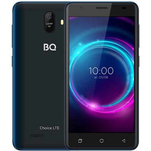 Смартфон BQ 5046L Choice LTE Темно синий (BQ-5046L Choice LTE Темно)