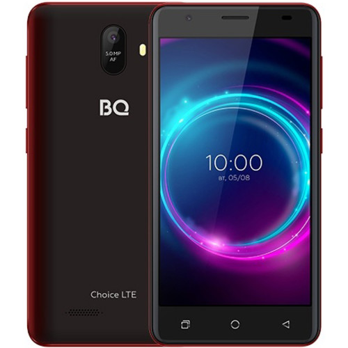 Смартфон BQ 5046L Choice LTE Красный (BQ-5046L Choice LTE Красн)