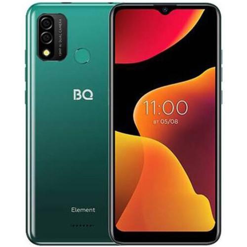 Смартфон BQ 6645L Element Зеленый (BQ-6645L Element зеленый)