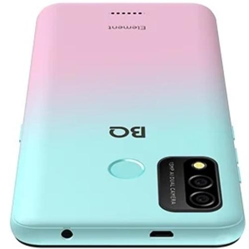 Смартфон BQ 6645L Element Мятно-Розовый (BQ-6645L розовый)