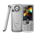 Аналоговый телефон BQ 2427 BOOM L Silver