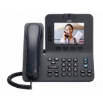 Видеотелефон Cisco Unified Phone 8941, Phantom Grey, Standard Handset