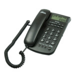 Аналоговый телефон  Ritmix RT-440 - Black