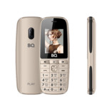 Аналоговый телефон BQ BQ-1841 Play Gold