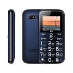 Аналоговый телефон BQ -1851 Respect Blue
