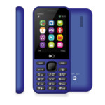 Аналоговый телефон BQ BQ-2831 Step XL+ Dark Blue