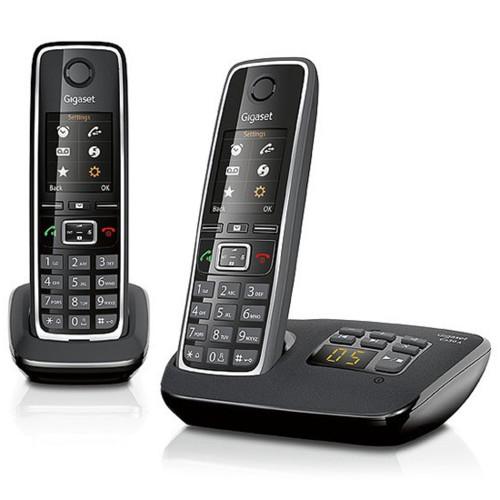 Аналоговый телефон Gigaset C530A DUO (L36852-H2532-S301)