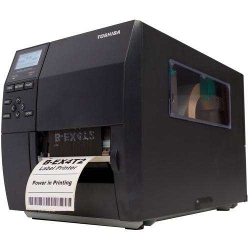 Принтер этикеток Toshiba B-EX4T2-GS12-QM-R (18221168742)